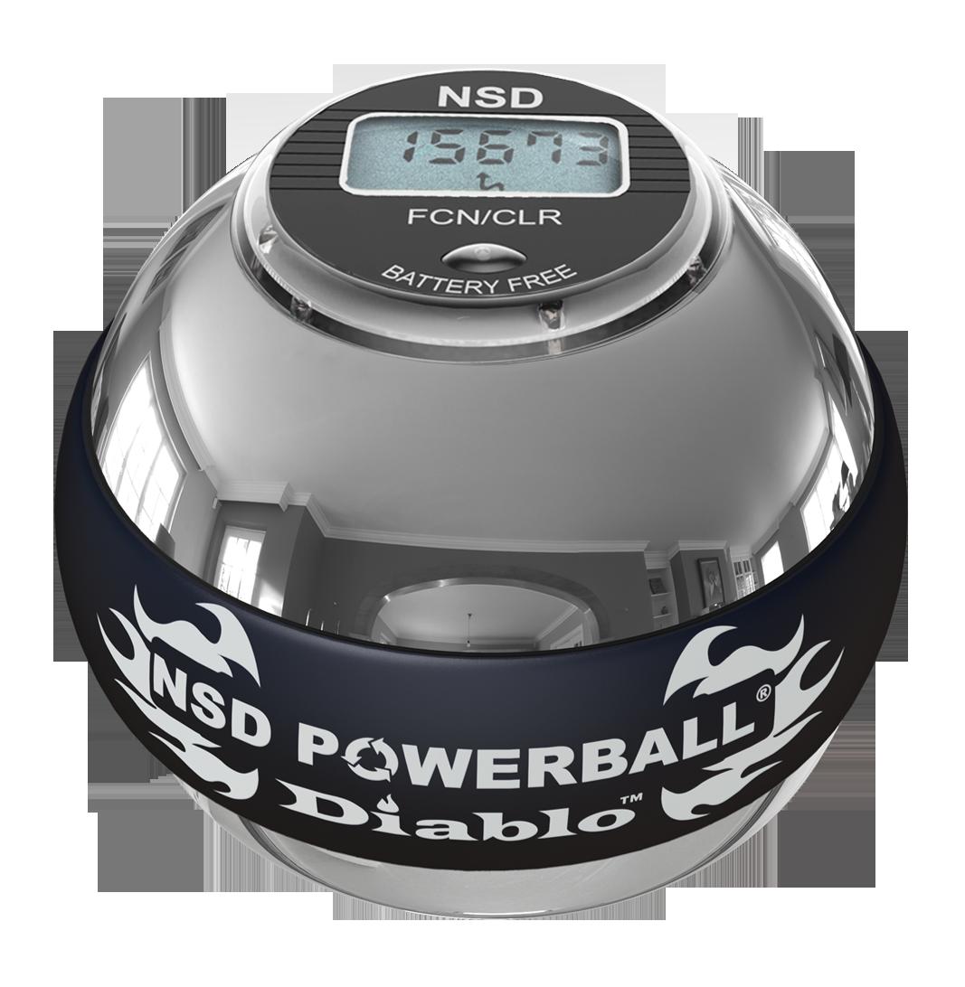 PowerBall Powerball 350Hz Metal Pro Diablo