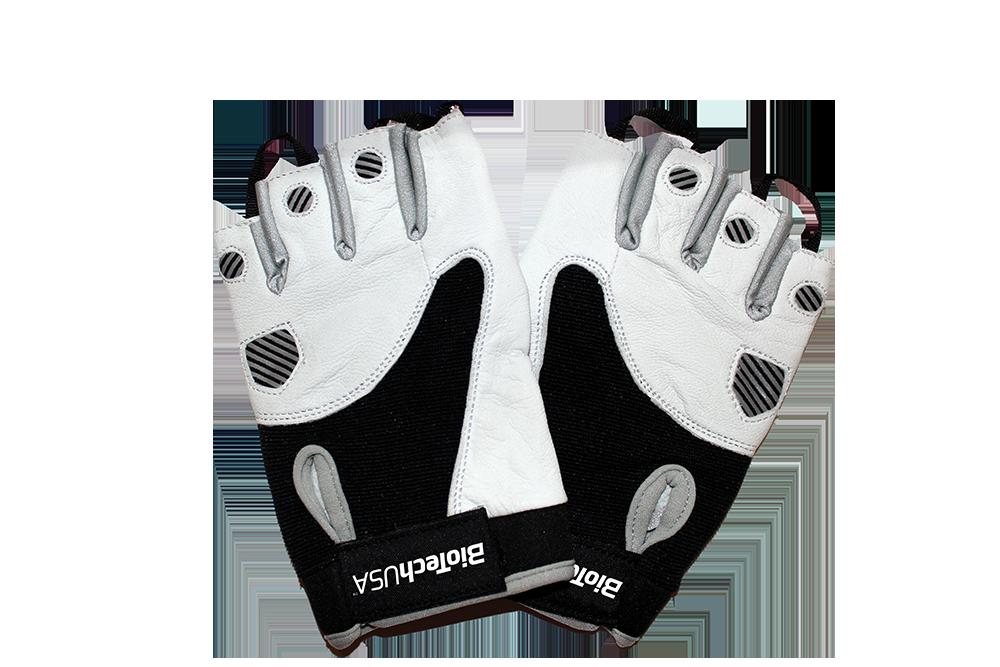 BioTech USA Crno bijele rukavice par