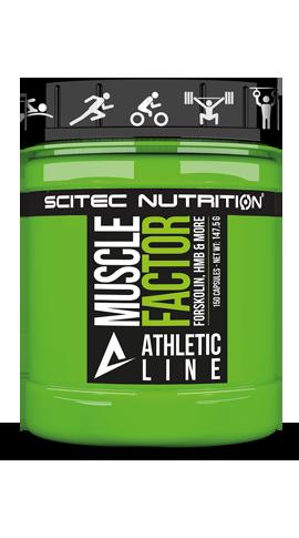Scitec Nutrition Muscle Factor 150 kap.