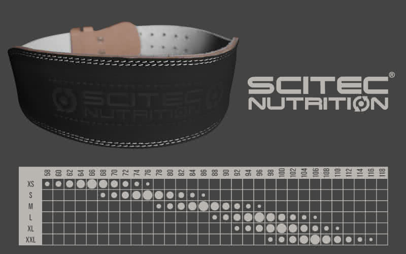 Scitec Nutrition Weightlifter pojas