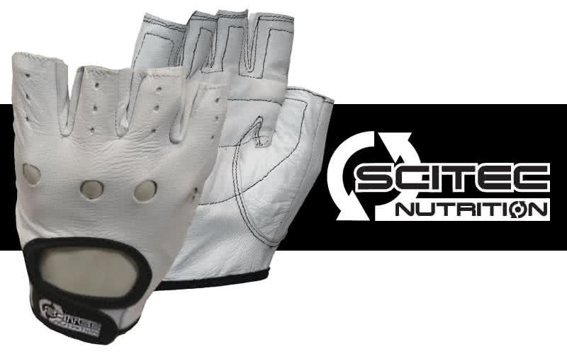 Scitec Nutrition White Style rukavice par