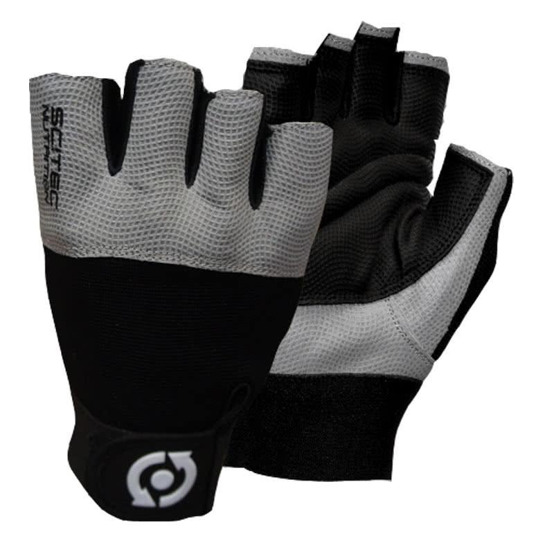 Scitec Nutrition Grey Style rukavice par