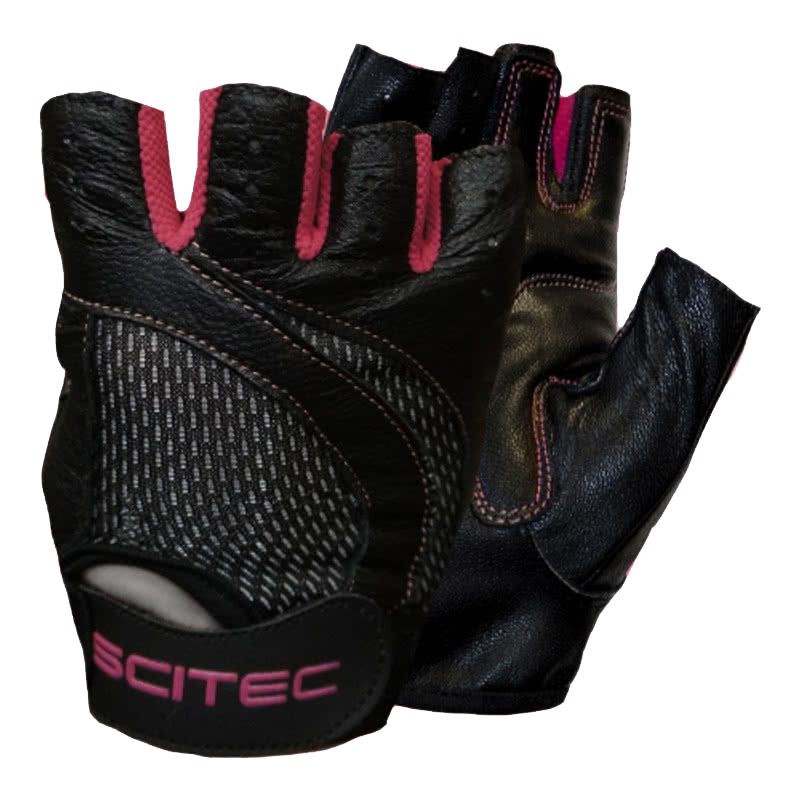 Scitec Nutrition Pink Style rukavice par