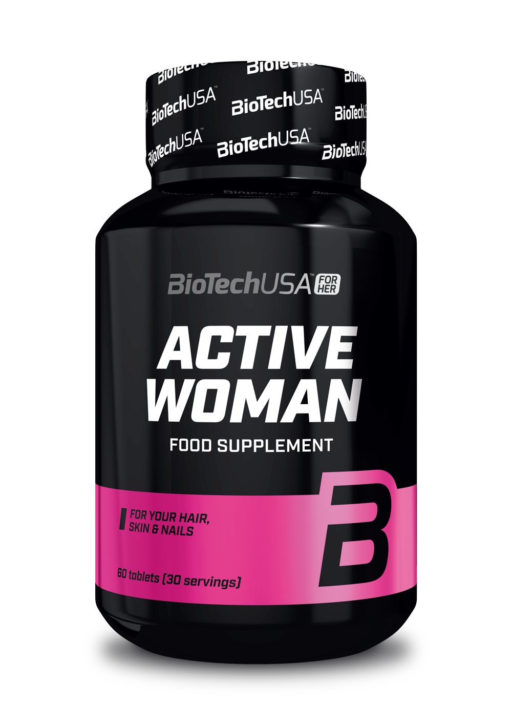 BioTech USA Active Woman 60 tab.