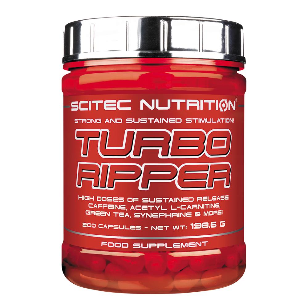 Scitec Nutrition Turbo Ripper 200 kap.
