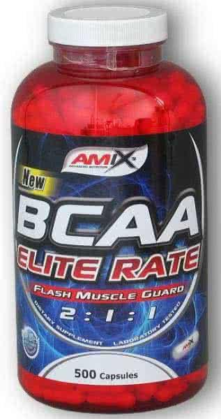 Amix BCAA Elite Rate 500 kap.