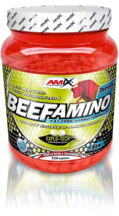 Amix Beef Amino Tabs 550 tab.