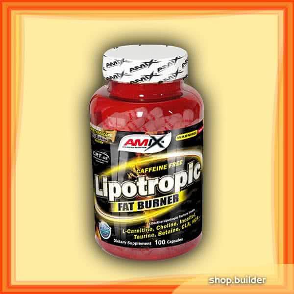Amix Lipotropic Fat Burner 100 kap.