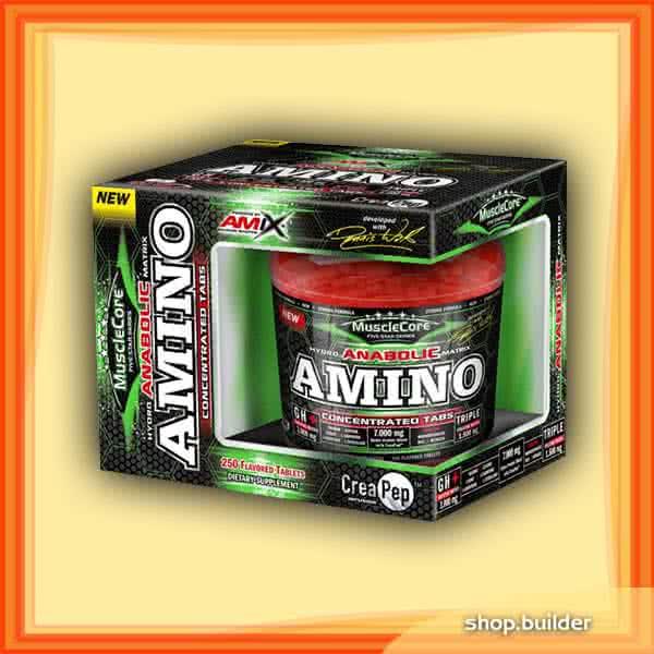 Amix Amino Tabs with CreaPep® 250 tab.