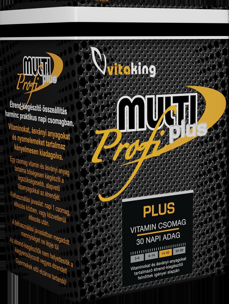 VitaKing Multi Plus Profi 30 pak.