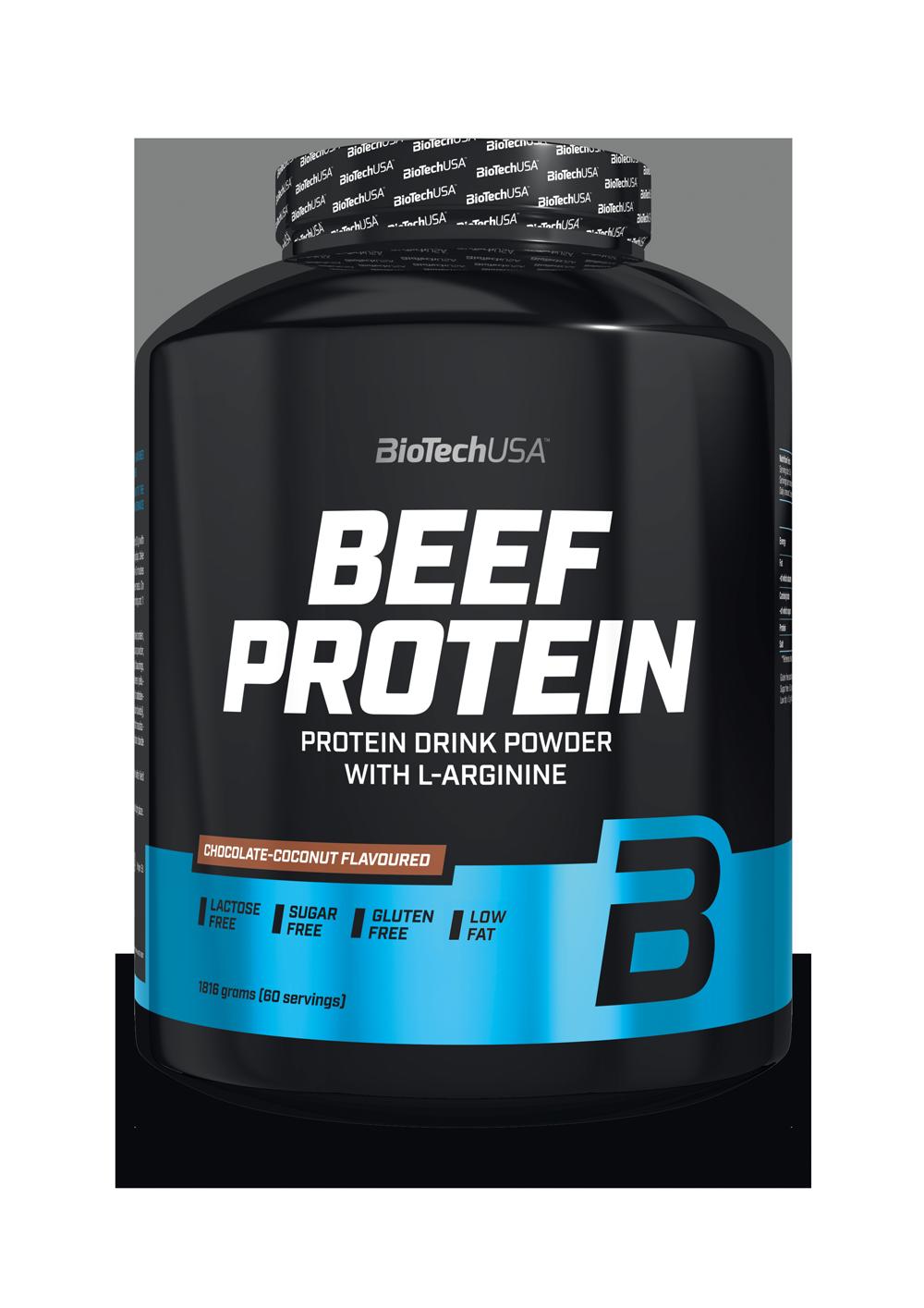 BioTech USA Beef Protein 1,816 kg