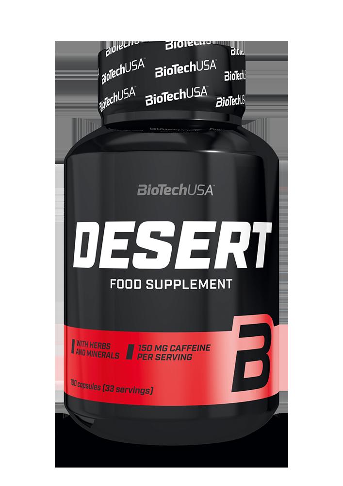 BioTech USA Desert 100 kap.