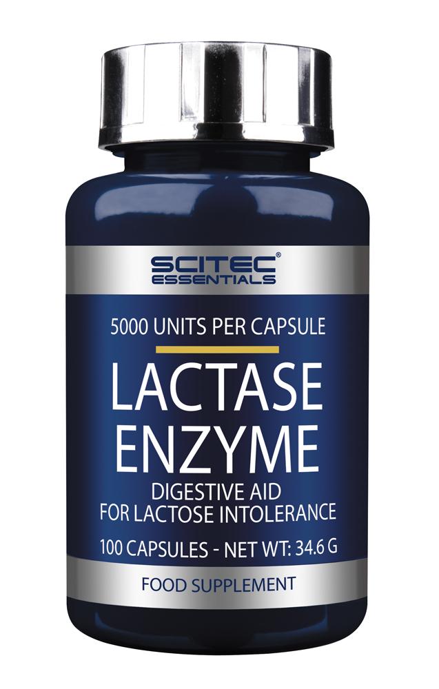 Scitec Nutrition Lactase Enzyme 100 kap.