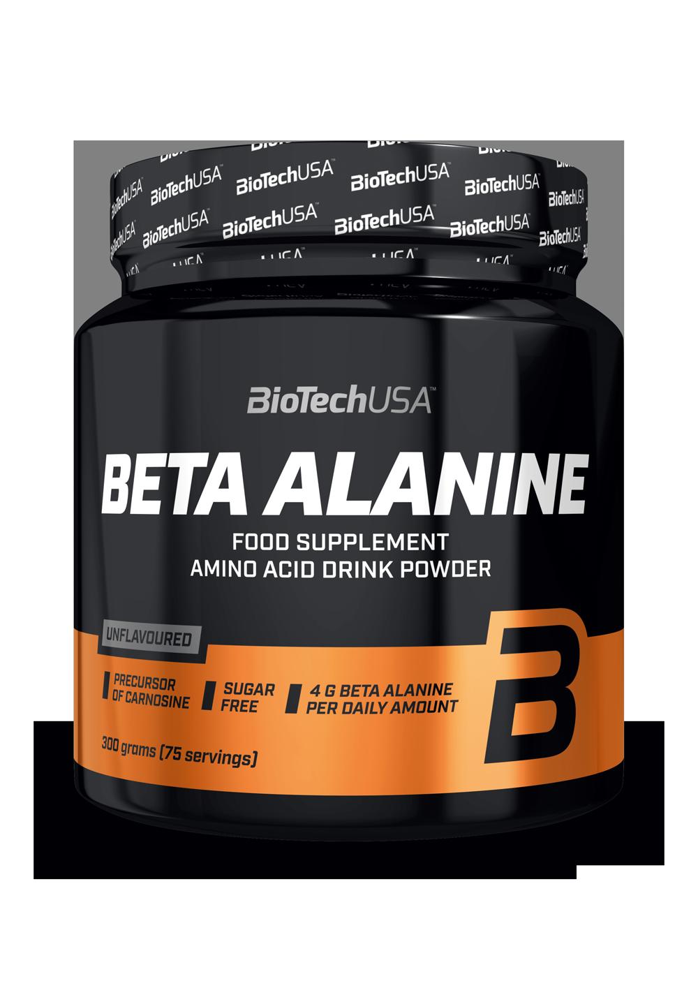 BioTech USA Beta Alanine 300 gr.