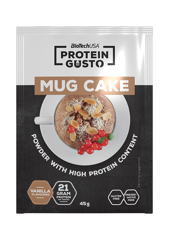 BioTech USA Protein Gusto Mug Cake 45 gr.