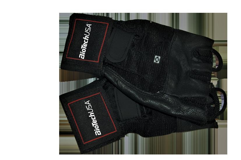 BioTech USA Huston rukavice s trakom za zglob par