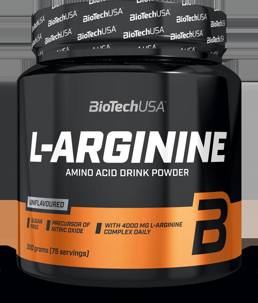 BioTech USA L-Arginine 300 gr.