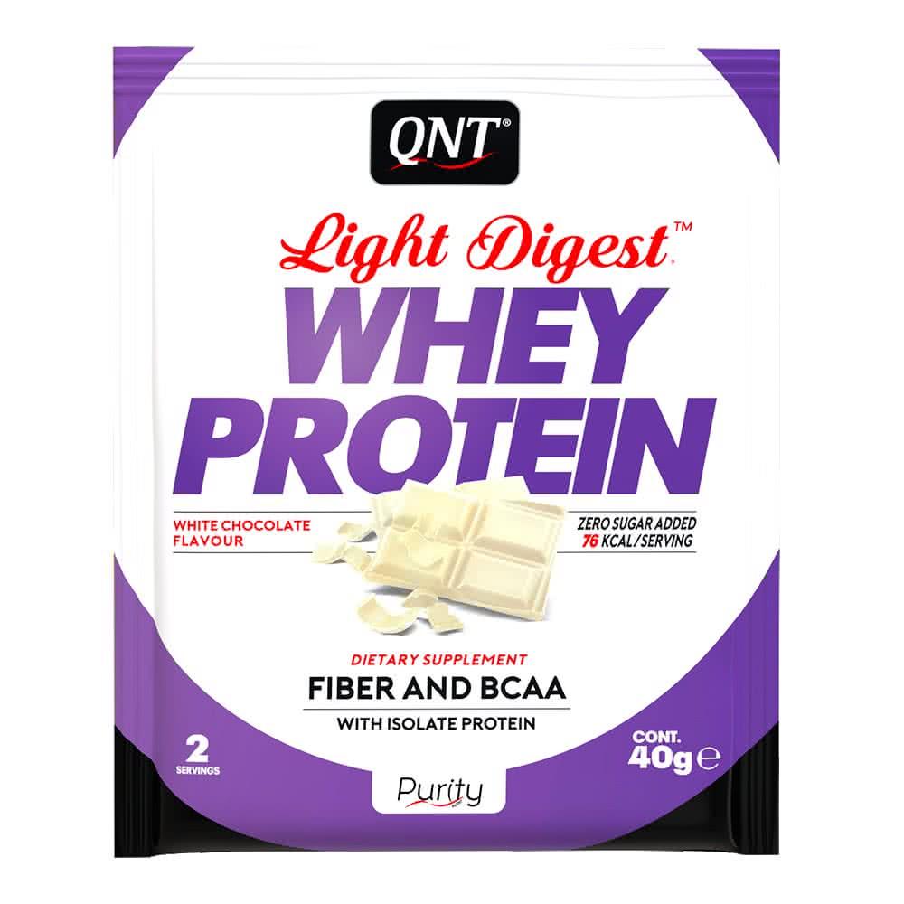 QNT Sport Light Digest Whey 40 gr.