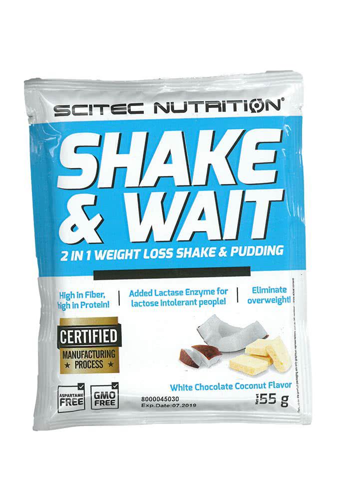 Scitec Nutrition Shake & Wait 55 gr.