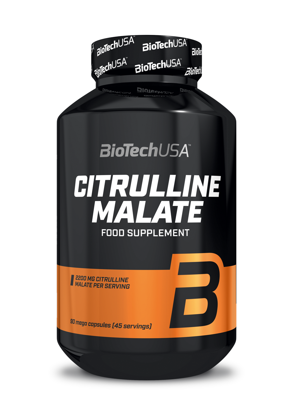BioTech USA Citrulline Malate Mega Caps 90 kap.