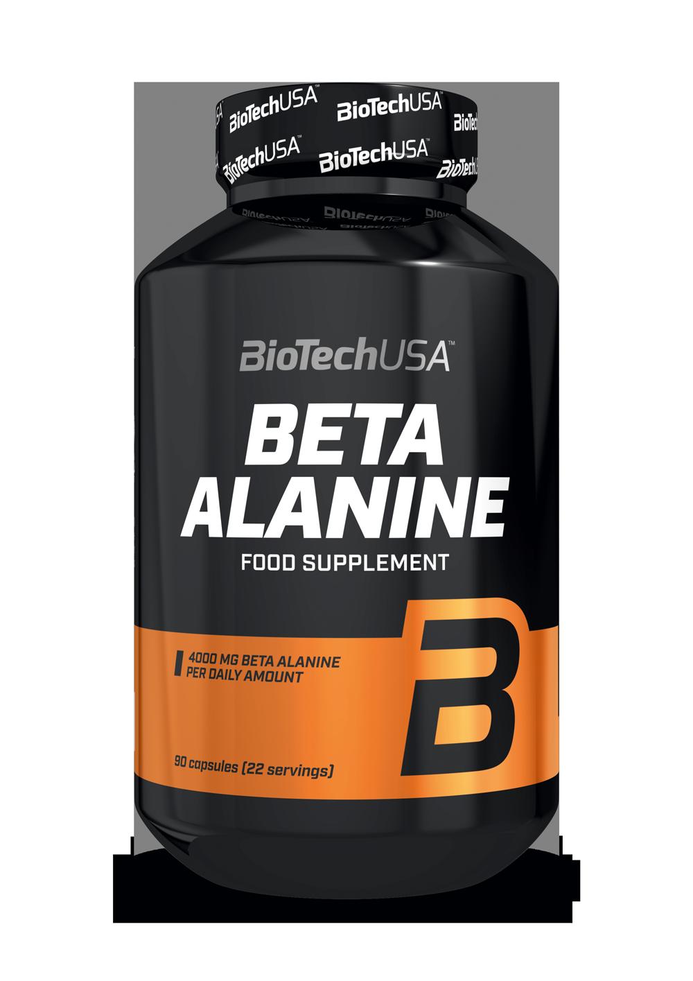 BioTech USA Beta-Alanine 90 kap.