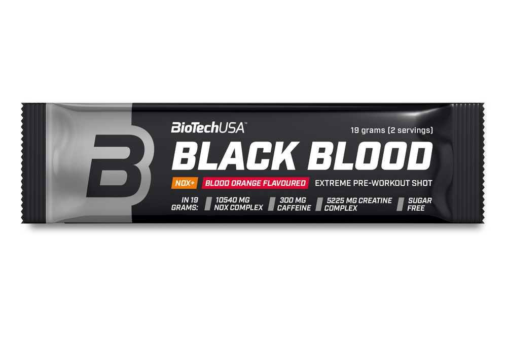 BioTech USA Black Blood NOX+ 19 gr.