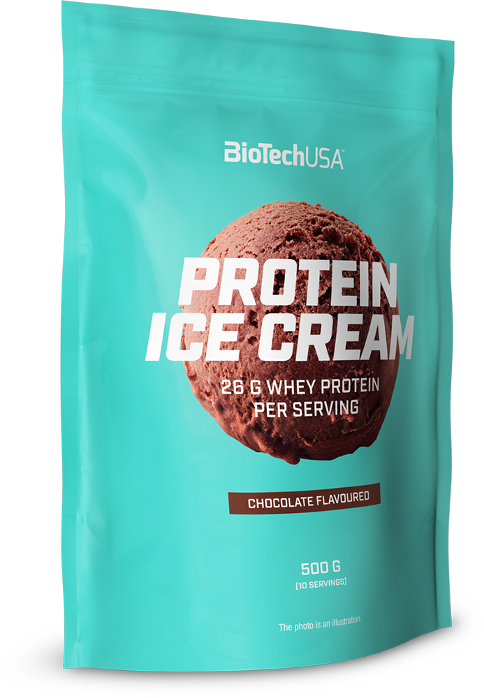 BioTech USA Protein Ice Cream 0,5 kg