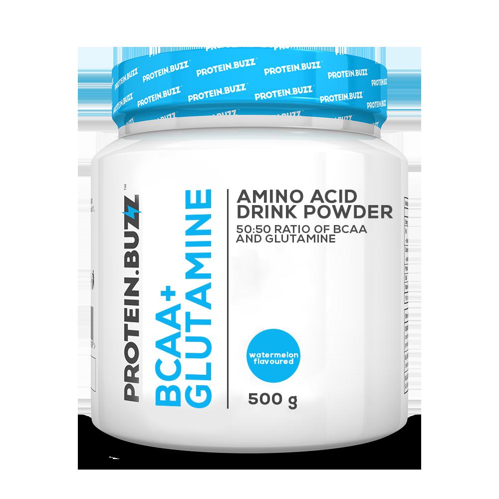 Protein Buzz BCAA + Glutamine 500 gr.