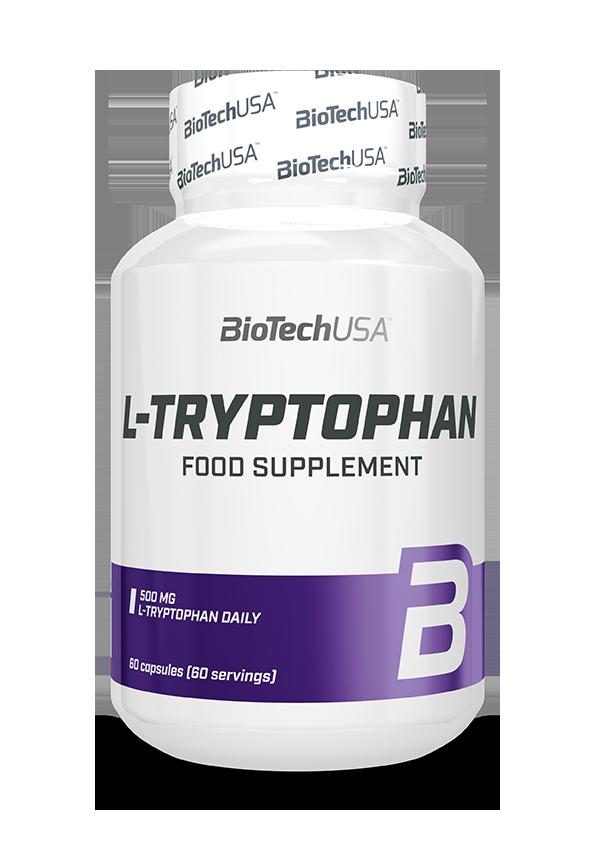BioTech USA L-Tryptophan 60 kap.