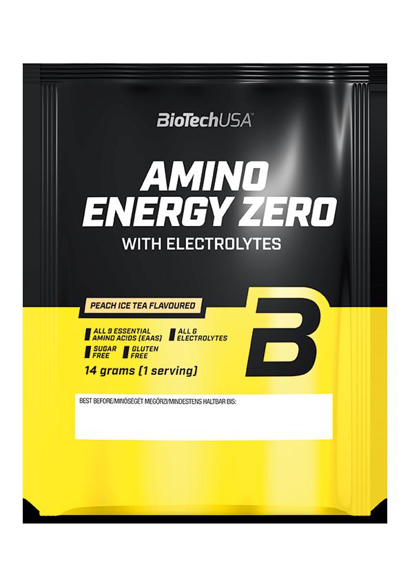 BioTech USA Amino Energy Zero with electrolytes 14 gr.