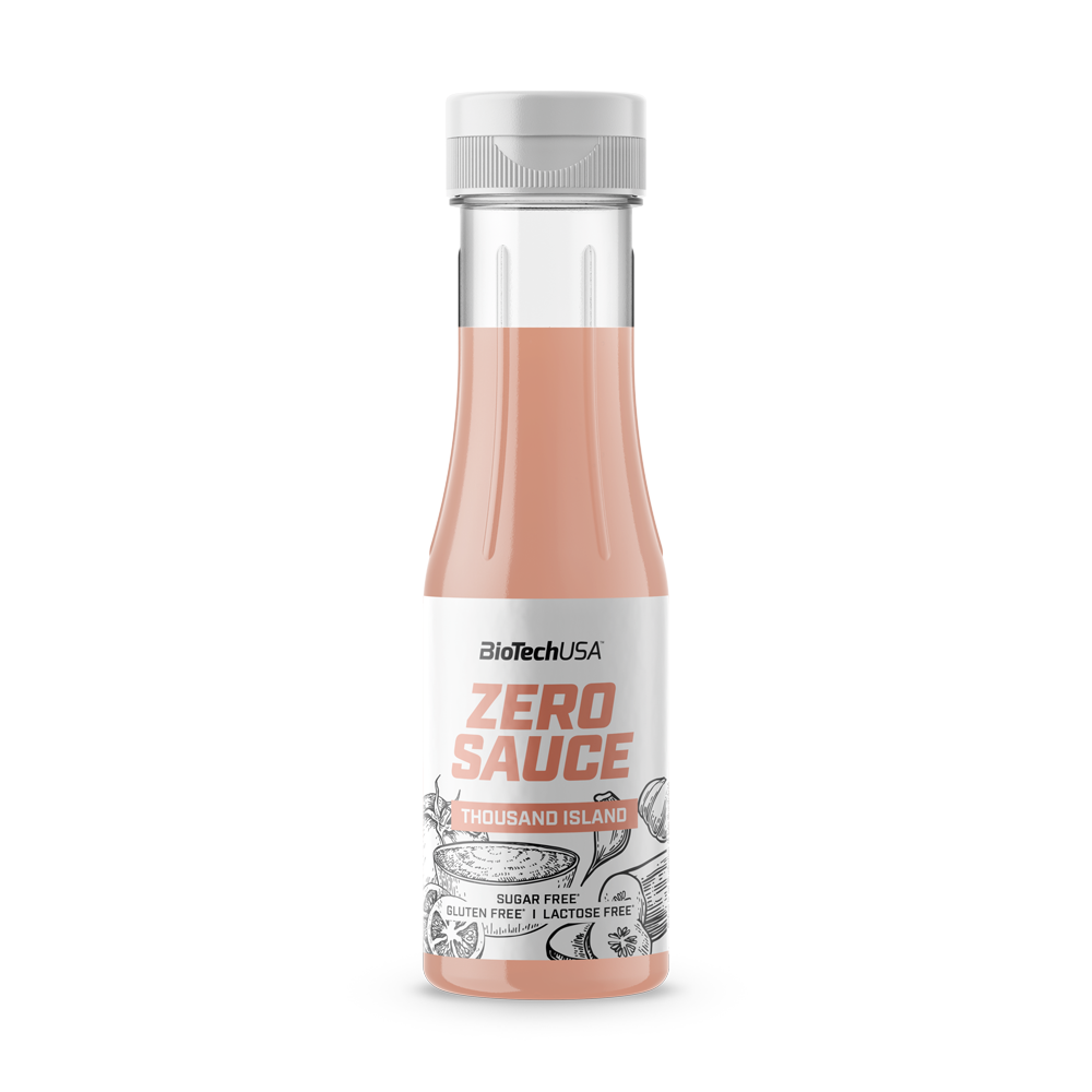 BioTech USA Zero Sauce 350 ml