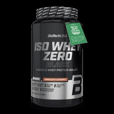 BioTech USA Iso Whey Zero Black 0,908 kg