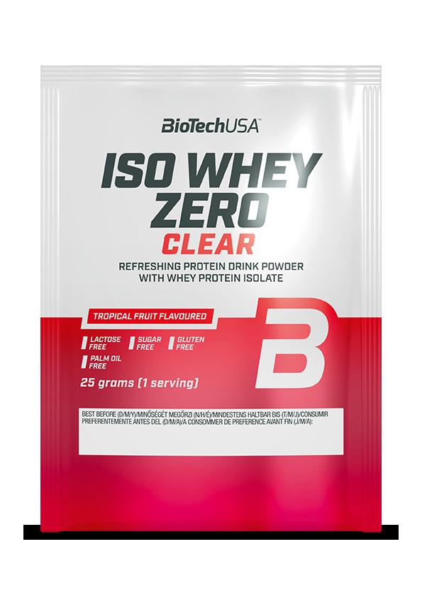 BioTech USA Iso Whey Zero Clear 25 gr.