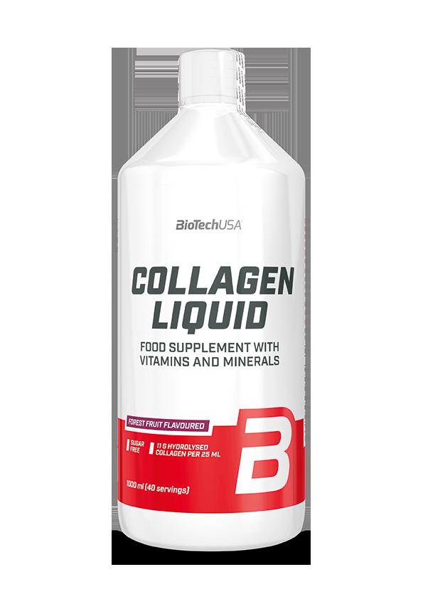 BioTech USA Collagen Liquid 1 lit.