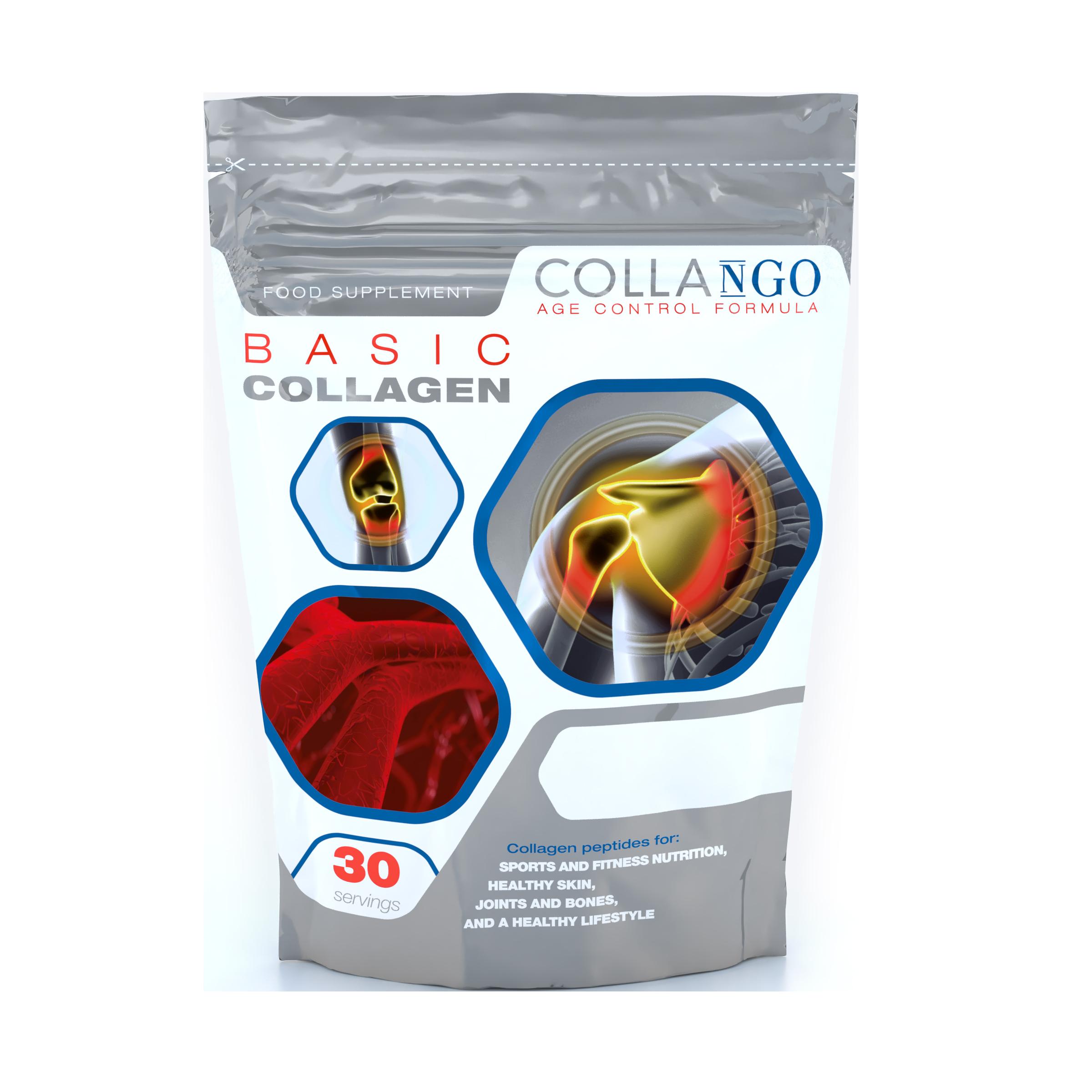 MHN Sport Collango Collagen Basic 300 gr.