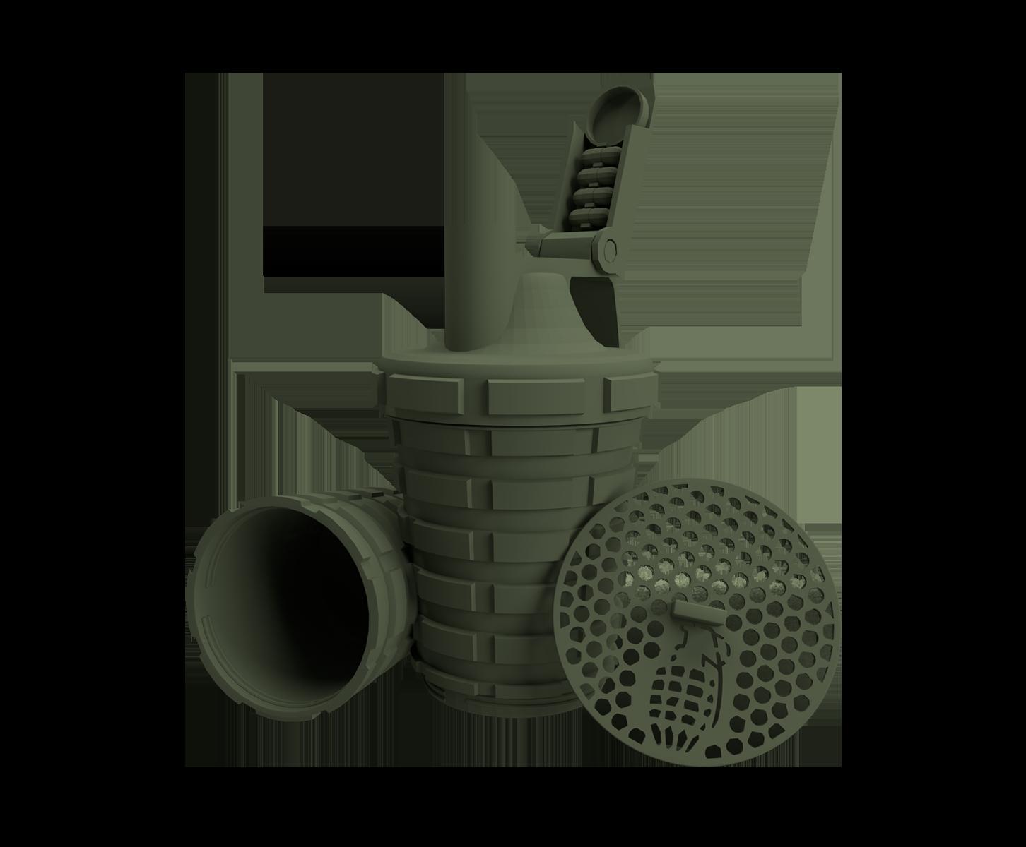 Grenade Shaker Grenade