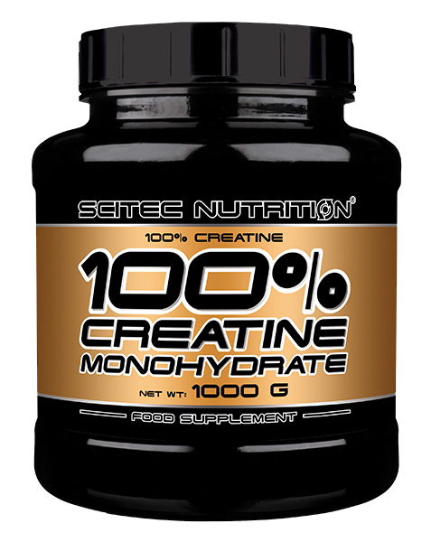 Scitec Nutrition 100% Creatine 1000 gr.