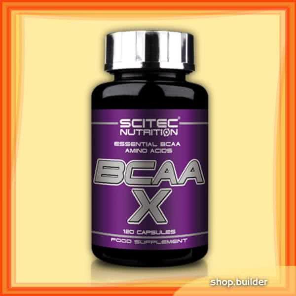 Scitec Nutrition BCAA-X 120 kap.