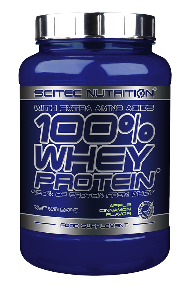 Scitec Nutrition 100% Whey Protein 0,92 kg
