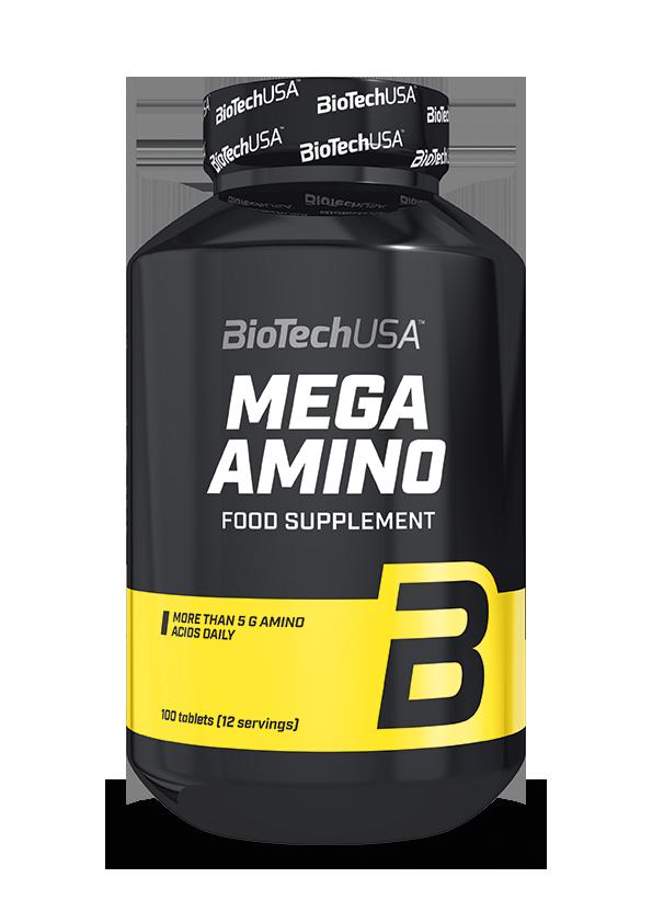 BioTech USA Mega Amino 100 tab.