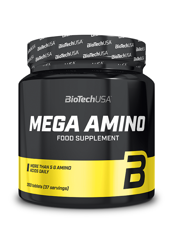 BioTech USA Mega Amino 300 tab.