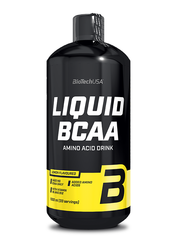 BioTech USA BCAA Liquid 1 lit.