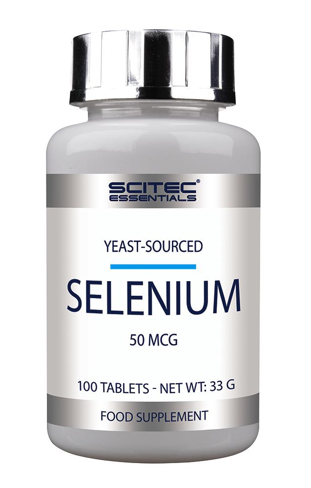 Scitec Nutrition Selenium 100 tab.