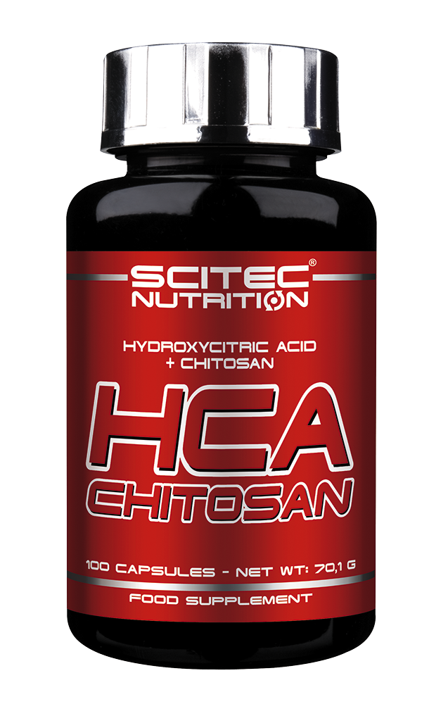 Scitec Nutrition HCA-Chitosan 100 kap.