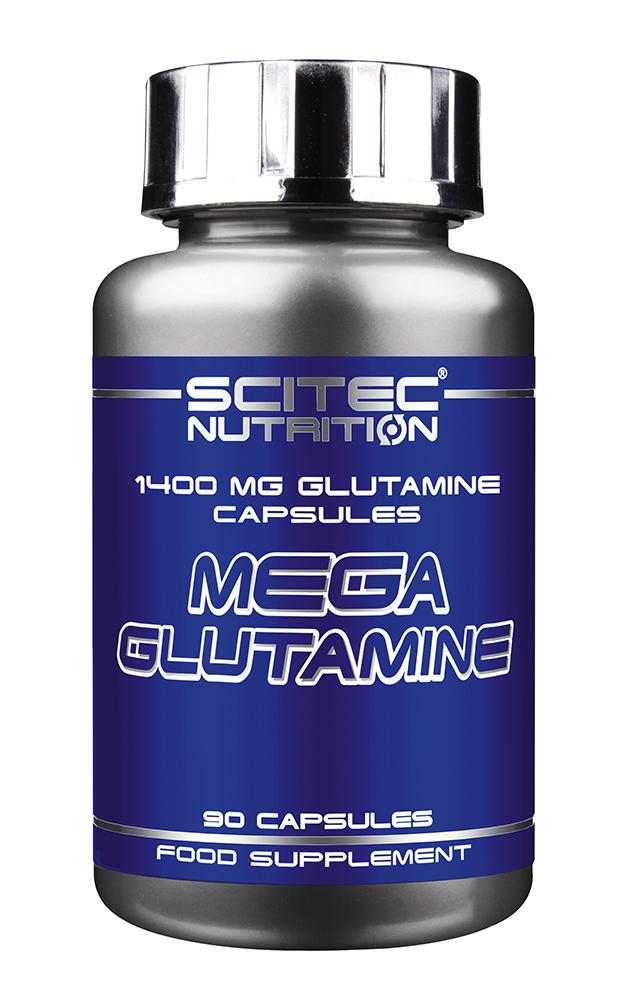 Scitec Nutrition Mega Glutamine Caps 90 kap.