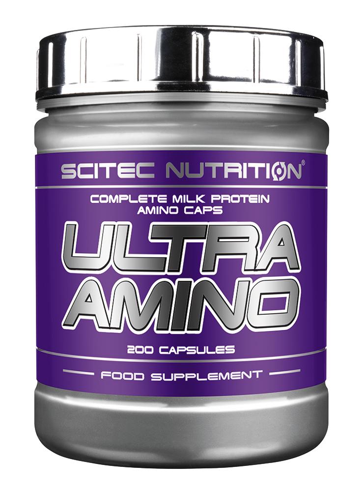 Scitec Nutrition Ultra Amino 200 kap.
