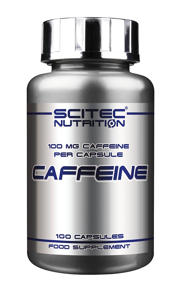 Scitec Nutrition Caffeine 100 kap.