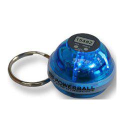 PowerBall Powerball Flashing LED Keyring