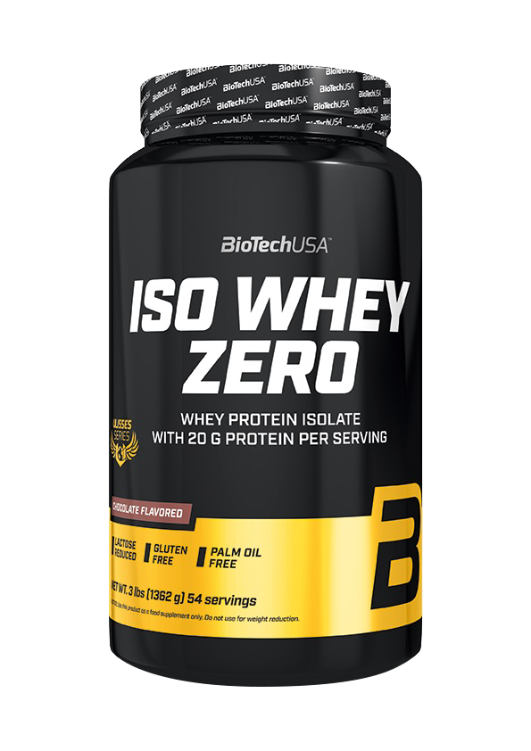 BioTech USA Ulisses Iso Whey Zero 1,362 kg