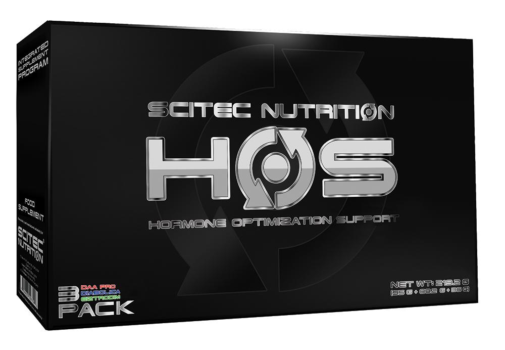 Scitec Nutrition HOS: Hormone Optimization System 250 kap.
